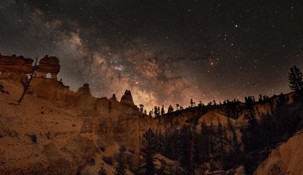 Bryce Canyon Night Sky, NPS   Parks100