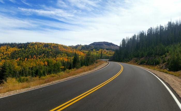 Patchwork Parkway, Highway 143   Utah   Parks100