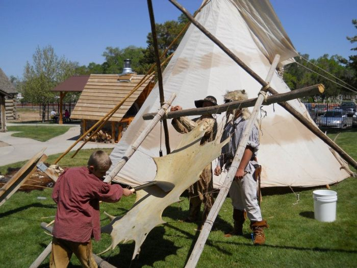 Archaeology Day, Frontier Homestead State Park   Utah   Parks100