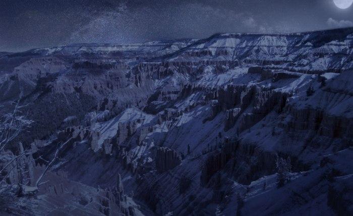 Cedar Breaks National Monument Winter Star Parties, Utah | Parks100