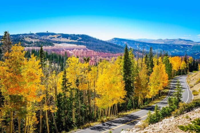 Fall Colors Cedar Breaks National Monument, Mike Saemisch | Parks100