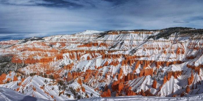 Cedar Breaks National Monument Snowshoe Hikes, Utah | Parks100