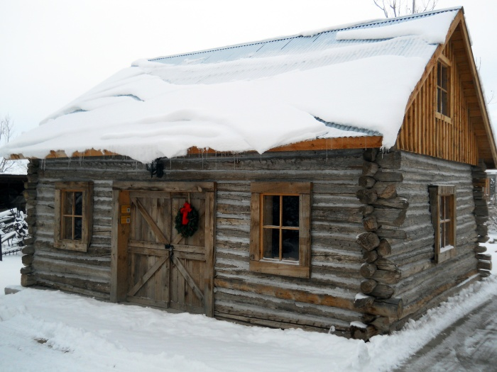 Christmas at the Homestead, Frontier Homestead State Park, Utah | Parks100