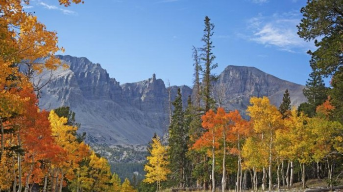 Great Basin Scenic Byway, Nevada State Parks | Parks100