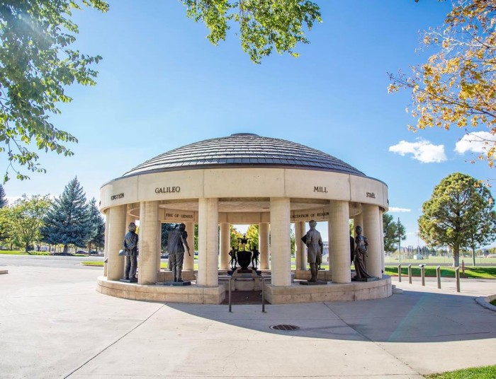 SUU Sculpture Stroll, Southern Utah University, Utah Adventure Bucket List | Parks100