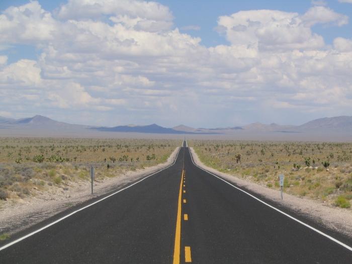 The Extraterrestrial Highway, Ken Lund, Nevada | Parks100