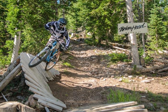 Brian Head Downhill, Mike Saemisch, Utah Adventure Bucket List | Parks100