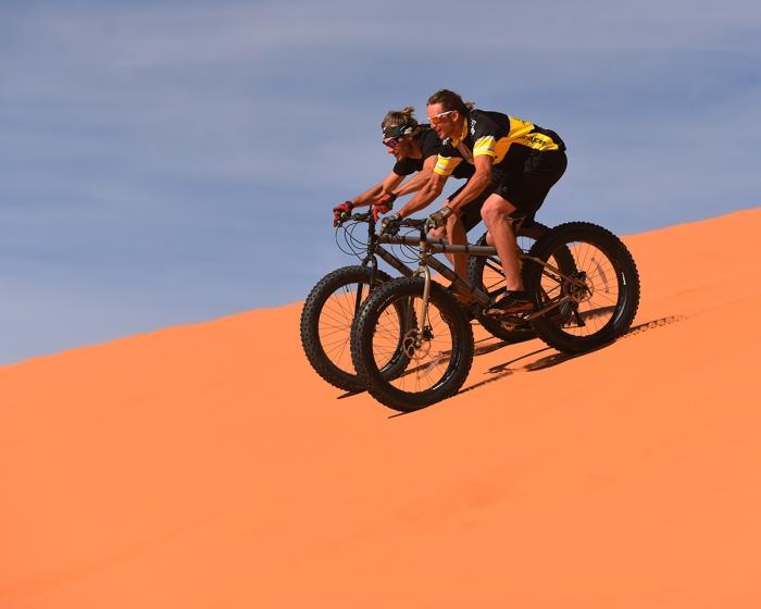Fat Bike the Sand Dunes, Coral Pink Sand Dunes, Visit Southern Utah   Parks100