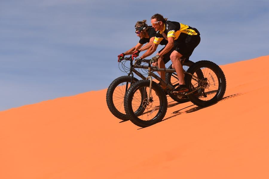 Fat Bike the Sand Dunes, Coral Pink Sand Dunes, Visit Southern Utah | Parks100