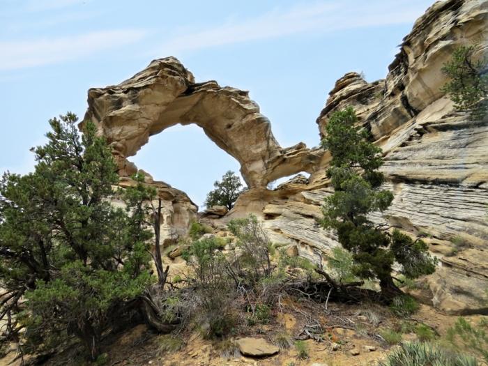 Inchworm Arch, Kanab, Utah Adventure Bucket List   Parks100