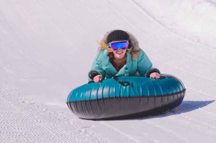 Snowtubing at Brian Head Resort., Mike Saemisch, Utah Adventure Bucket List | Parks100